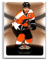2015-16 Fleer Showcase #19 Claude Giroux Flyers NHL Mint