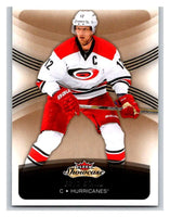 2015-16 Fleer Showcase #24 Eric Staal Hurricanes NHL Mint