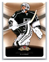 2015-16 Fleer Showcase #31 Jonathan Quick Kings NHL Mint