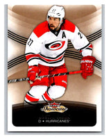2015-16 Fleer Showcase #36 Justin Faulk Hurricanes NHL Mint