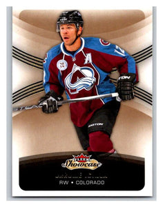 2015-16 Fleer Showcase #46 Jarome Iginla Avalanche NHL Mint