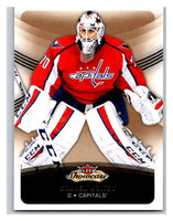 2015-16 Fleer Showcase #48 Braden Holtby Capitals NHL Mint
