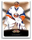 2015-16 Fleer Showcase #63 Jaroslav Halak NY Islanders NHL Mint