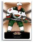 2015-16 Fleer Showcase #76 Zach Parise Wild NHL Mint