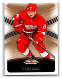 2015-16 Fleer Showcase #86 Gustav Nyquist Red Wings NHL Mint