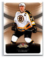2015-16 Fleer Showcase #93 Ray Bourque Bruins NHL Mint