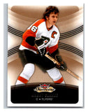 2015-16 Fleer Showcase #97 Bobby Clarke Flyers NHL Mint