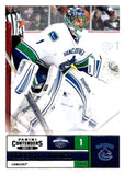 2011-12 Playoff Contenders #1 Roberto Luongo Canucks NHL Mint Hockey