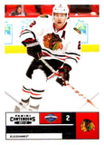 2011-12 Playoff Contenders #2 Duncan Keith Blackhawks NHL Mint Hockey