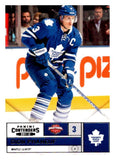2011-12 Playoff Contenders #3 Dion Phaneuf Maple Leafs NHL Mint Hockey