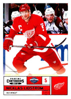 2011-12 Playoff Contenders #5 Nicklas Lidstrom Red Wings NHL Mint Hockey