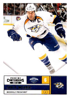 2011-12 Playoff Contenders #6 Shea Weber Predators NHL Mint Hockey