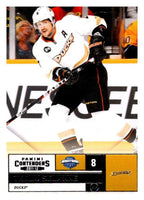 2011-12 Playoff Contenders #8 Teemu Selanne Ducks NHL Mint Hockey