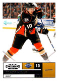 2011-12 Playoff Contenders #10 Corey Perry Ducks NHL Mint Hockey