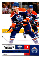 2011-12 Playoff Contenders #14 Jordan Eberle Oilers NHL Mint Hockey
