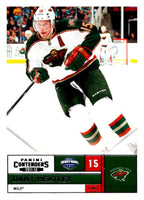 2011-12 Playoff Contenders #15 Dany Heatley Wild NHL Mint Hockey