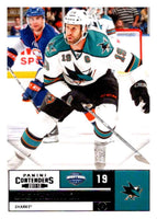 2011-12 Playoff Contenders #19 Joe Thornton Sharks NHL Mint Hockey