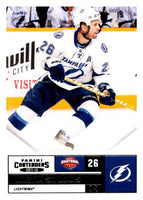 2011-12 Playoff Contenders #26 Martin St. Louis Lightning NHL Mint Hockey