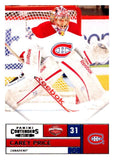 2011-12 Playoff Contenders #31 Carey Price Canadiens NHL Mint Hockey