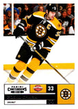 2011-12 Playoff Contenders #33 Zdeno Chara Bruins NHL Mint Hockey