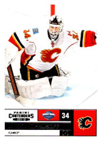 2011-12 Playoff Contenders #34 Miikka Kiprusoff Flames NHL Mint Hockey