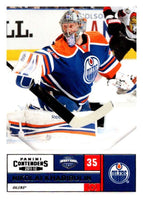2011-12 Playoff Contenders #35 Nikolai Khabibulin Oilers NHL Mint Hockey