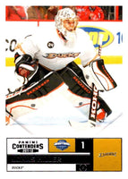 2011-12 Playoff Contenders #38 Jonas Hiller Ducks NHL Mint Hockey
