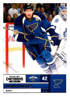 2011-12 Playoff Contenders #42 David Backes Blues NHL Mint Hockey