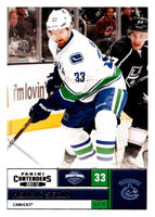 2011-12 Playoff Contenders #44 Henrik Sedin Canucks NHL Mint Hockey