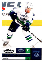 2011-12 Playoff Contenders #47 Daniel Sedin Canucks NHL Mint Hockey