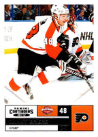 2011-12 Playoff Contenders #48 Danny Briere Flyers NHL Mint Hockey