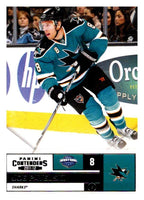 2011-12 Playoff Contenders #49 Joe Pavelski Sharks NHL Mint Hockey
