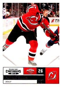 2011-12 Playoff Contenders #62 Patrik Elias NJ Devils NHL Mint Hockey