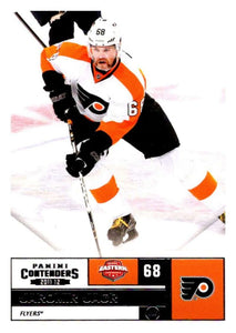 2011-12 Playoff Contenders #68 Jaromir Jagr Flyers NHL Mint Hockey