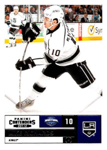 2011-12 Playoff Contenders #82 Mike Richards Kings NHL Mint Hockey