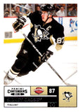 2011-12 Playoff Contenders #87 Sidney Crosby Penguins NHL Mint Hockey