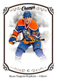 2015-16 Upper Deck Champs #3 Ryan Nugent-Hopkins Oilers NHL Mint