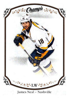 2015-16 Upper Deck Champs #4 James Neal Predators NHL Mint