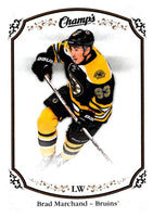 2015-16 Upper Deck Champs #8 Brad Marchand Bruins NHL Mint