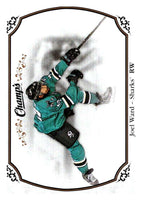 2015-16 Upper Deck Champs #12 Joel Ward Sharks NHL Mint