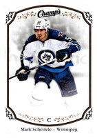 2015-16 Upper Deck Champs #14 Mark Scheifele Winn Jets NHL Mint