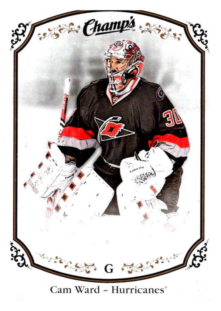 2015-16 Upper Deck Champs #20 Cam Ward Hurricanes NHL Mint
