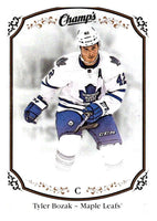 2015-16 Upper Deck Champs #30 Tyler Bozak Maple Leafs NHL Mint