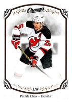 2015-16 Upper Deck Champs #33 Patrik Elias NJ Devils NHL Mint