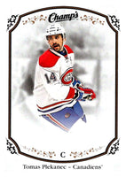 2015-16 Upper Deck Champs #36 Tomas Plekanec Canadiens NHL Mint