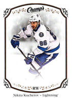 2015-16 Upper Deck Champs #39 Nikita Kucherov Lightning NHL Mint
