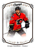 2015-16 Upper Deck Champs #56 Dougie Hamilton Flames NHL Mint