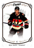 2015-16 Upper Deck Champs #66 Kyle Turris Senators NHL Mint