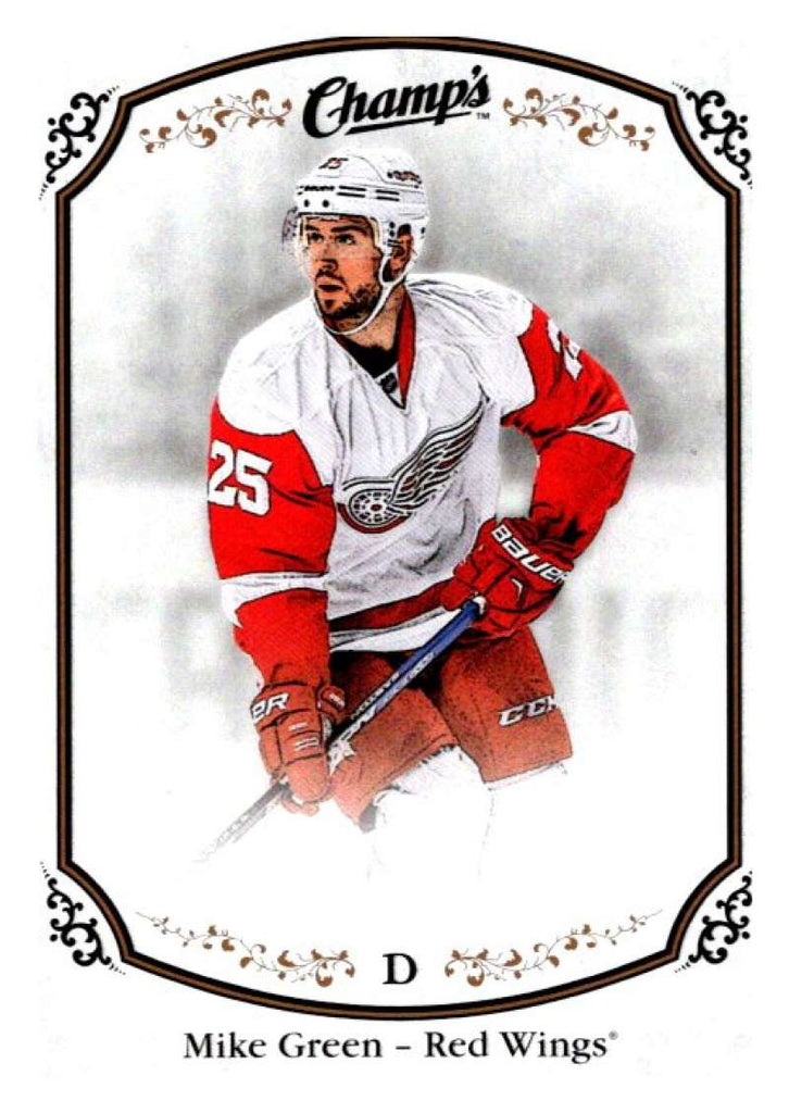 2015-16 Upper Deck Champs #94 Mike Green Red Wings NHL Mint