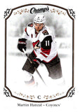 2015-16 Upper Deck Champs #98 Martin Hanzal NHL Mint